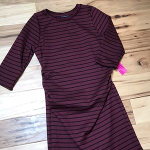 Haute Monde Sz M maternity dress NWT